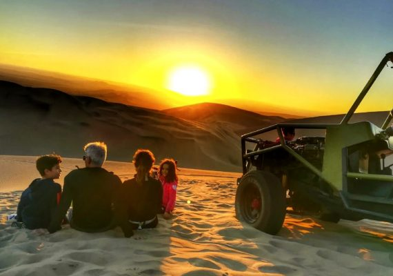 City tour Ica: Huacachina